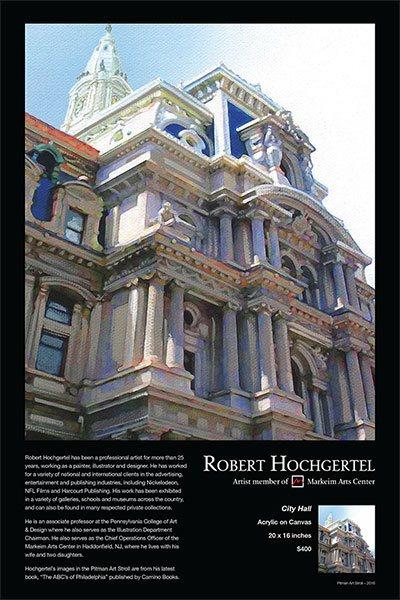 Robert Hochgertel-City Hall